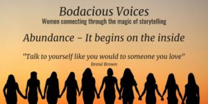 Bodacious Voices 5-Month Special